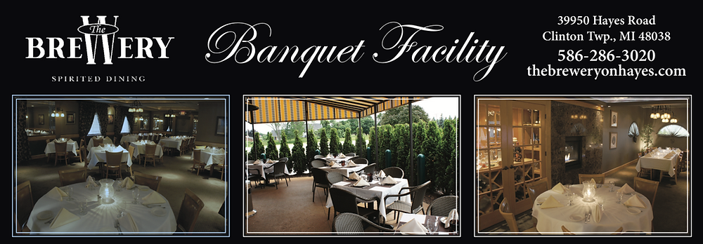 Macomb County's Best Banquet Facility | The Brewery