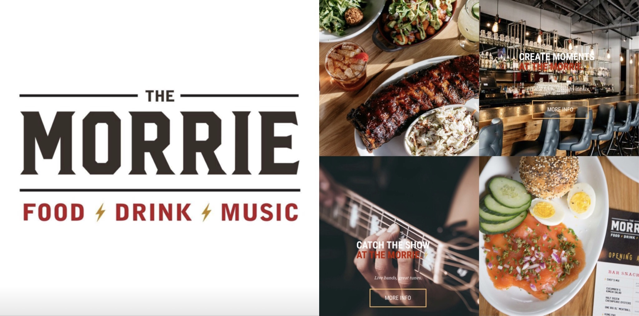 The Morrie | Detroit Fine Dining