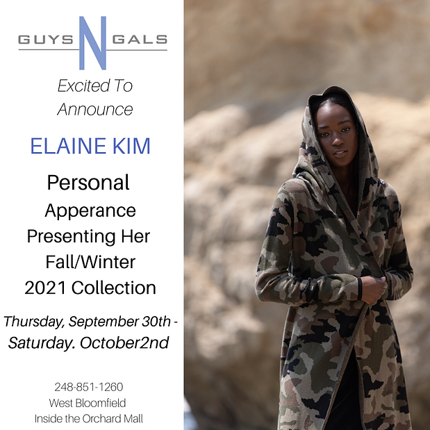 Guys N Gals trunk show | Best of Detroit women's clothing