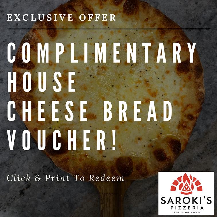 Detroit's best restaurant deals | Saroki's Pizzeria