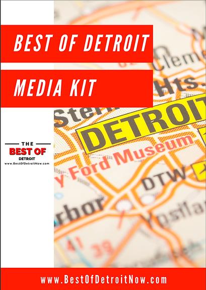 Best of Detroit Media Kit and Advertising Information