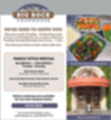 Big Rock Chophouse in Birmingham, Michigan | Online Ordering and Carryout