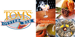 Tom's Oyster Bar   Best of Detroit