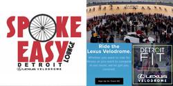 Spoke Easy at Lexus Velodrome
