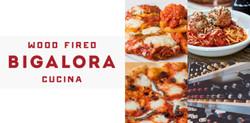Bigalora Wood Fired Cucina