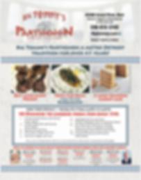Best greek restaurant in Detroit | Big Tommy's Parthenon in Novi