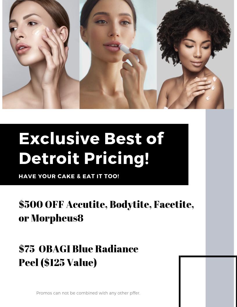 Best facelift in Detroit | Innerlift MD