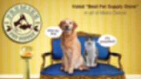 Premier Pet Supply | Best Pet Supply Store in Metro Detroit