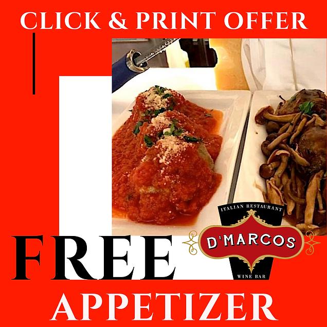 Downtown Rochester, Michigan's best Italian restaurant | D'Marcos Italian Restaurant and Wine Bar