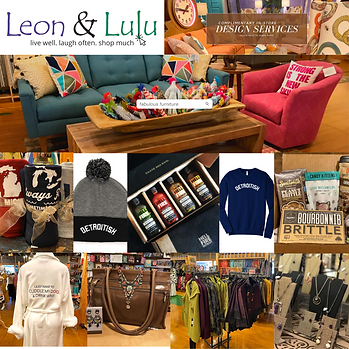 Best of Detroit Sponsor of the month | Leon & Lulu in Clawson, Michigan | November