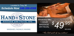 Hand and Stone Massage & Facial Troy