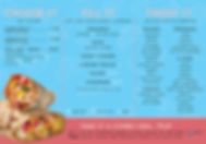 Pita Way | Best of Detroit Restaurants Menu
