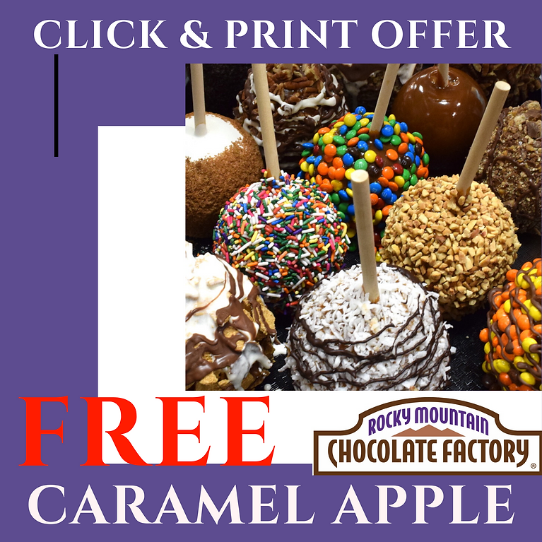 Best of Detroit Deals | Rocky Mountain Chocolate Factory at The Somerset Collection in Troy, Michigan