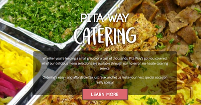 Pita Way | Best Catering in Detroit