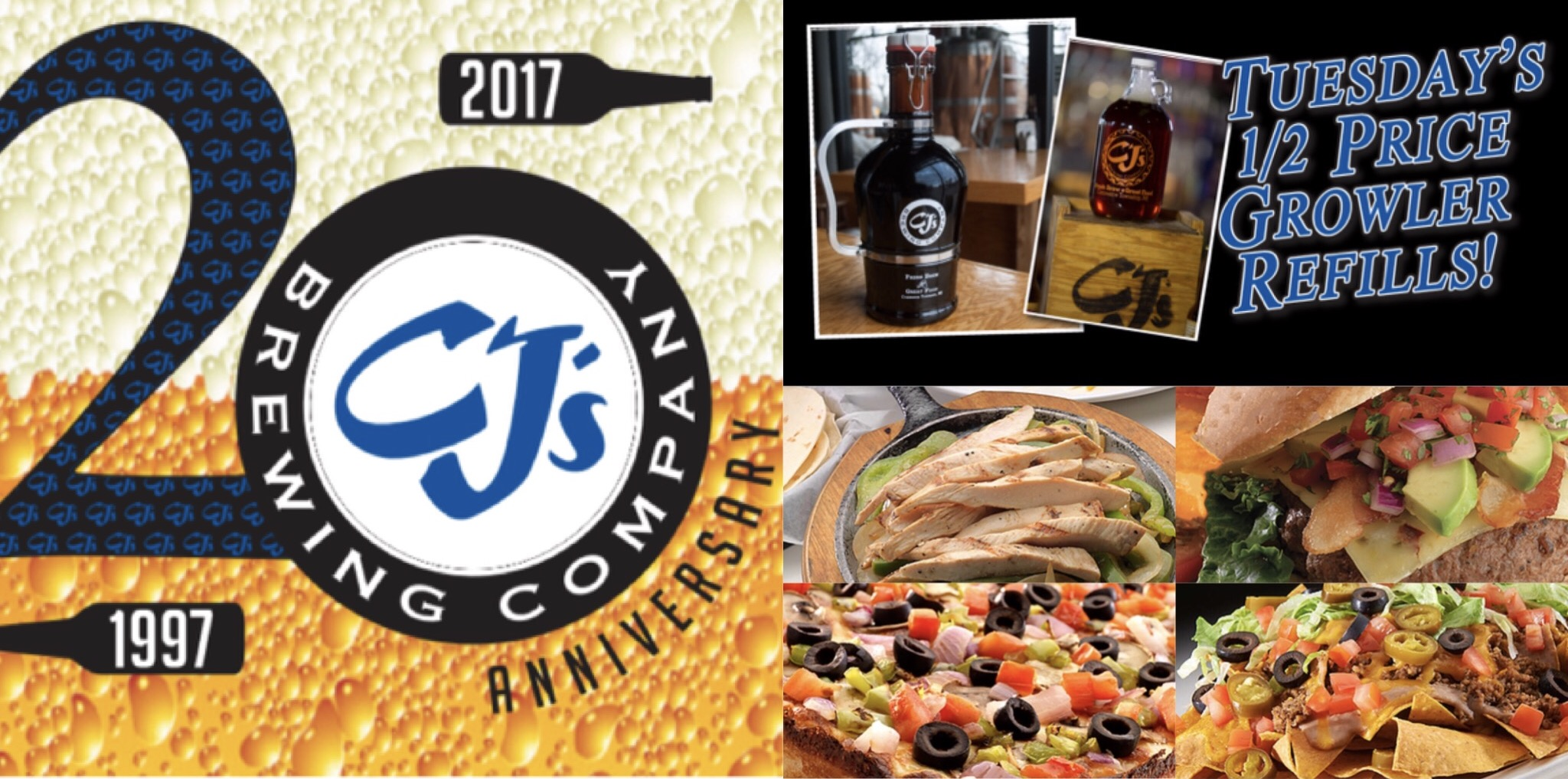 CJs Brewing Company | Detroit