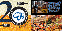 CJs Brewing Company   Detroit