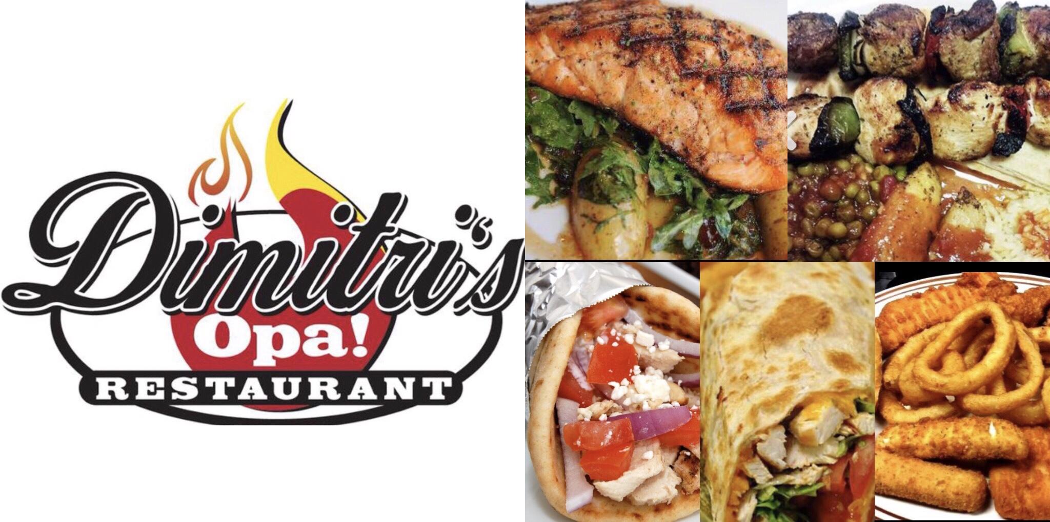 Dimitris Opa Restaurant