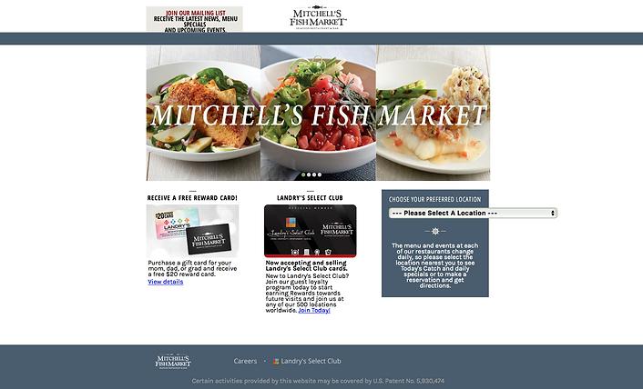 Mitchell's Fish Market | Best Detroit Restaurants