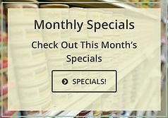 Premier Pet Supply Monthly Specials | Best Metro Detroit Pet Store