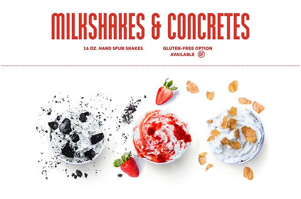 Best Milkshakes in Detroit | Brome Modern Eatery