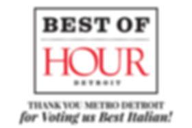 Andiamo | Best Italian Restaurants Detroit