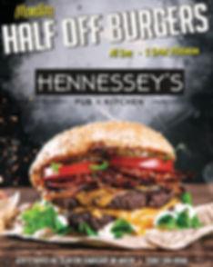 Hennessey's Pub + Kitchen Daily Specials | Best Detroit restaurants