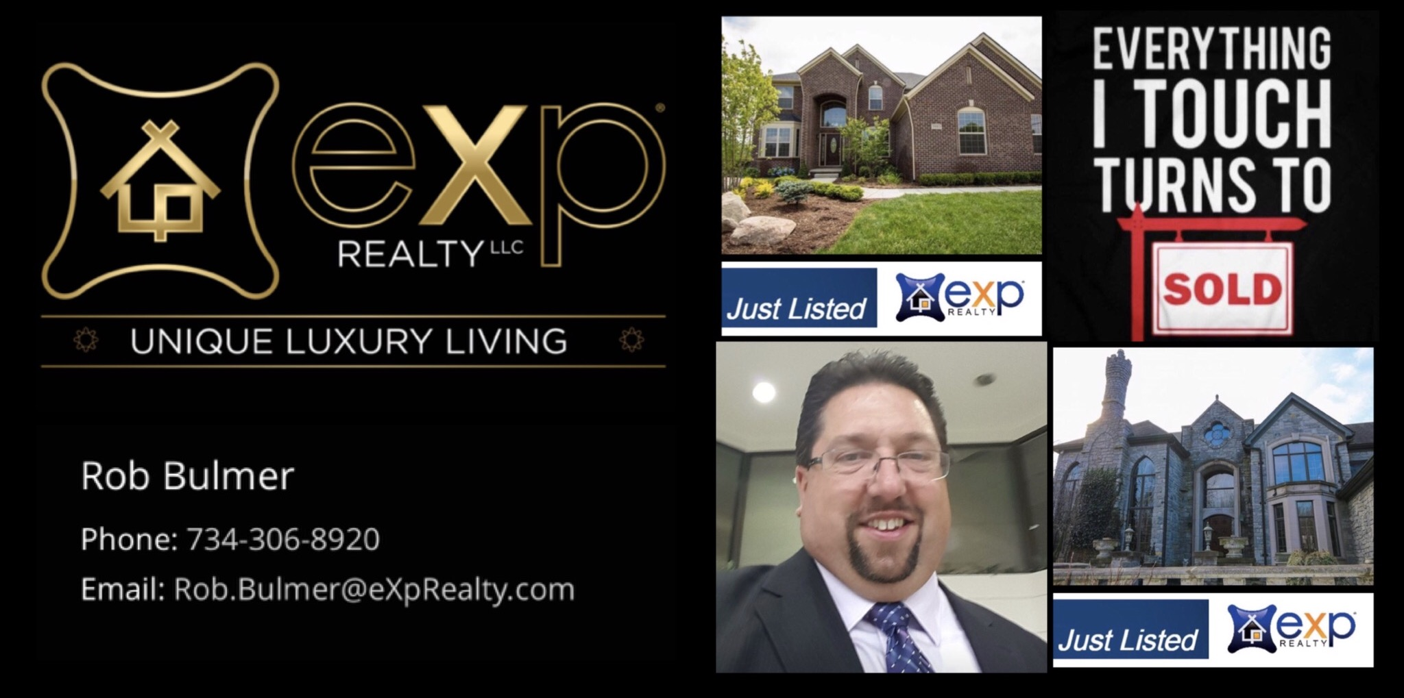 Rob Bulmer / Exp Realty