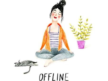 Offline is the new Zen.