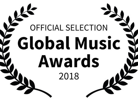 The Fourth Kill wins Bronze at the Global Music Awards