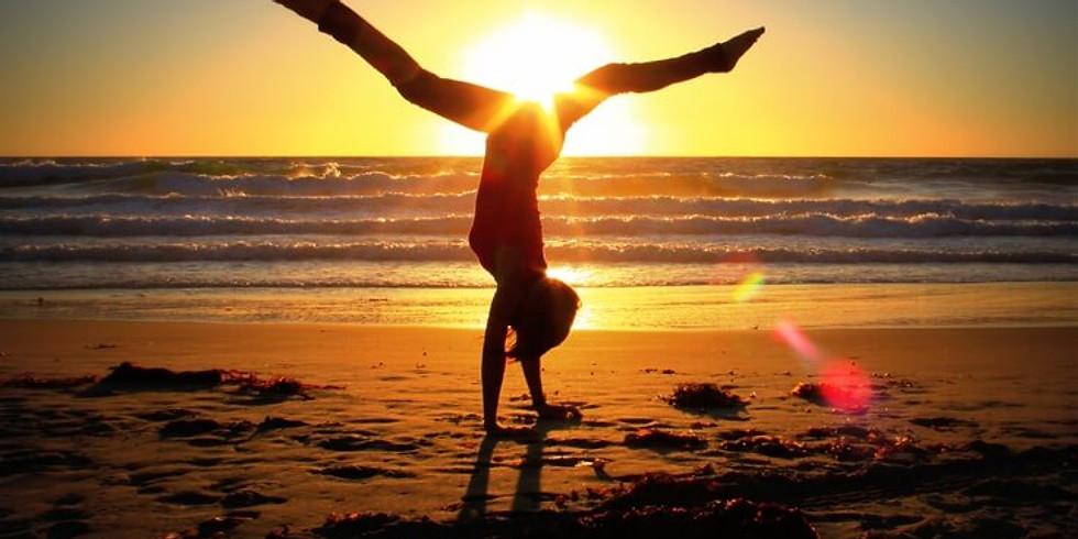 Atelier yoga : « L'art de CELEBRER la vie par la gratitude »