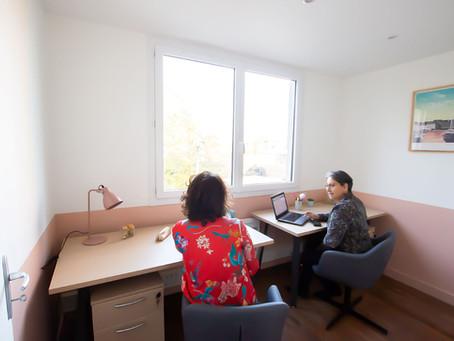 3 avantages à travailler en espace de coworking