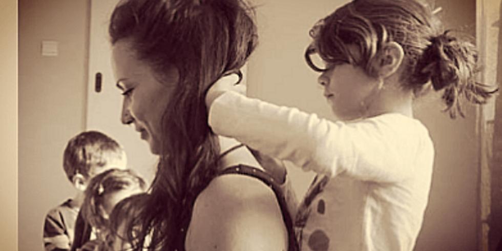 Atelier Massage en famille
