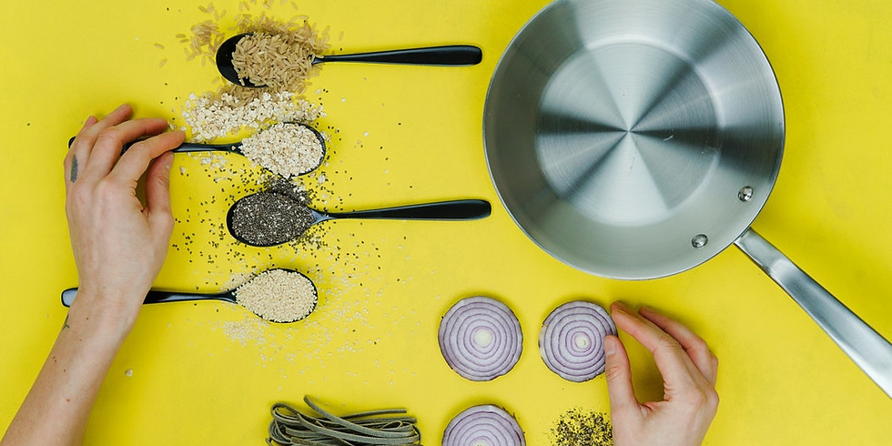 Atelier de cuisine créative n°2