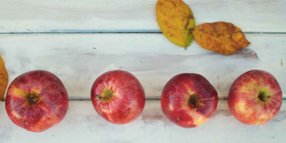 Afterwork Naturo : pomme et détox