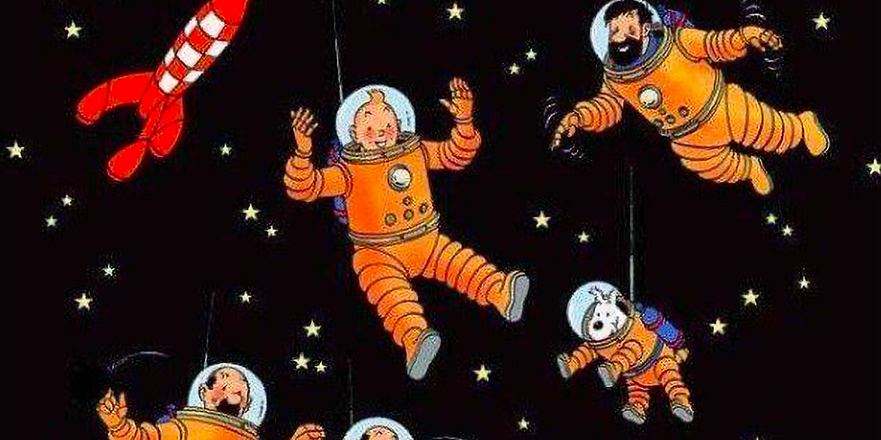 Atelier sophrologie Enfants avec Tintin et Milou - de 6 à 11 ans
