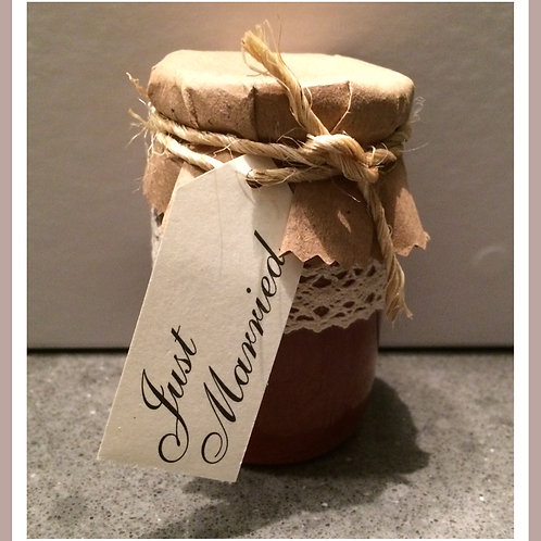Marmalade favors, ingredients: Seville oranges, sugar, water and lemon juice