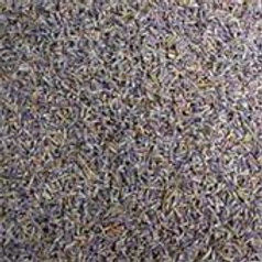 Dried blue lavender - biodegradeable