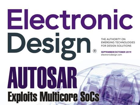 Electronic Designの取り扱いを開始