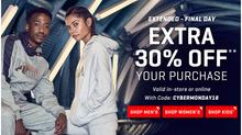Puma - дополнительные 30%