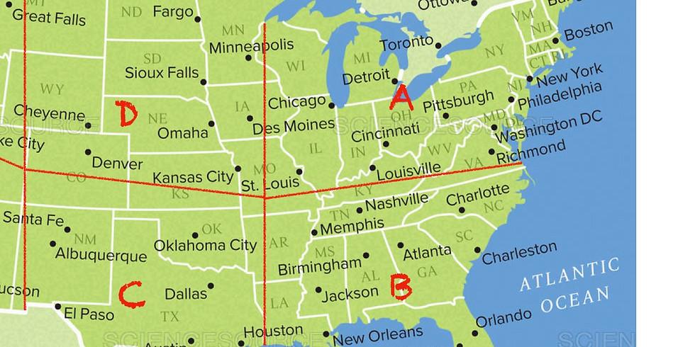 Zone A, B, C ou D - Destination ouverte 3