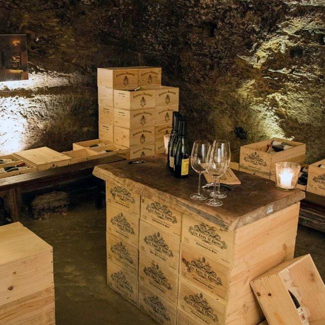 Tasting Caves