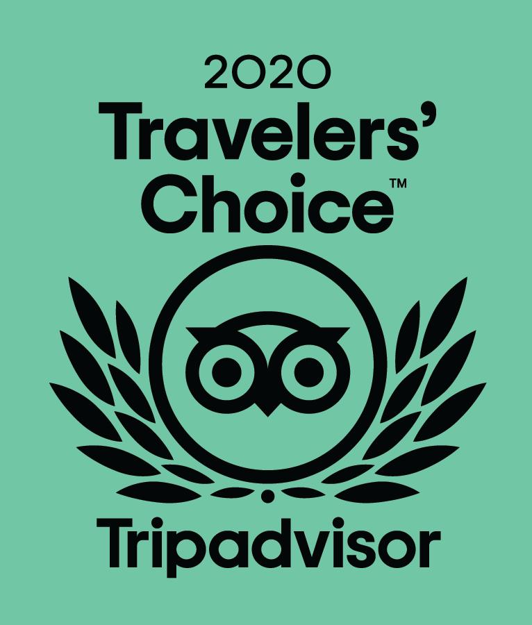 TripAdvisor 2020 Award