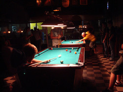 Boasting 3 Pool Tables