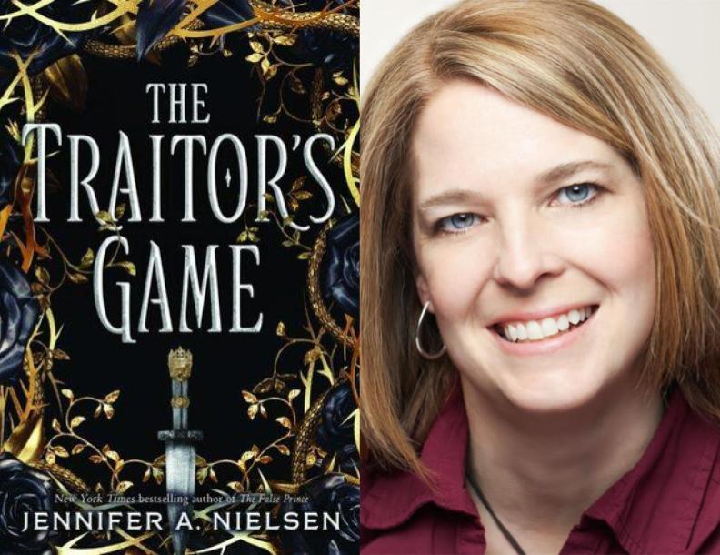 Jennifer Nielsen The Traitor's Game