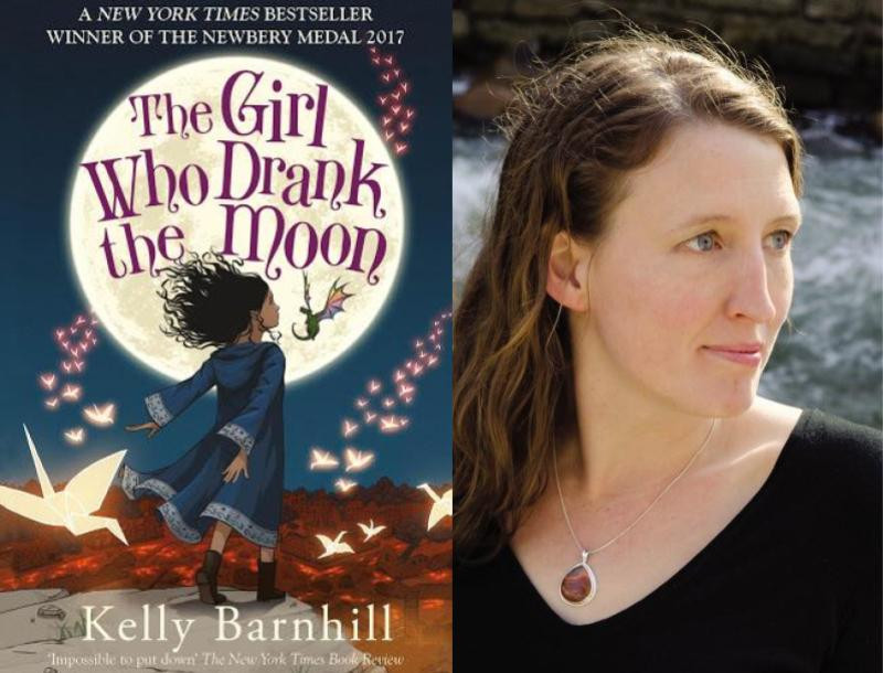 Beyond The Bio: Kelly Barnhill