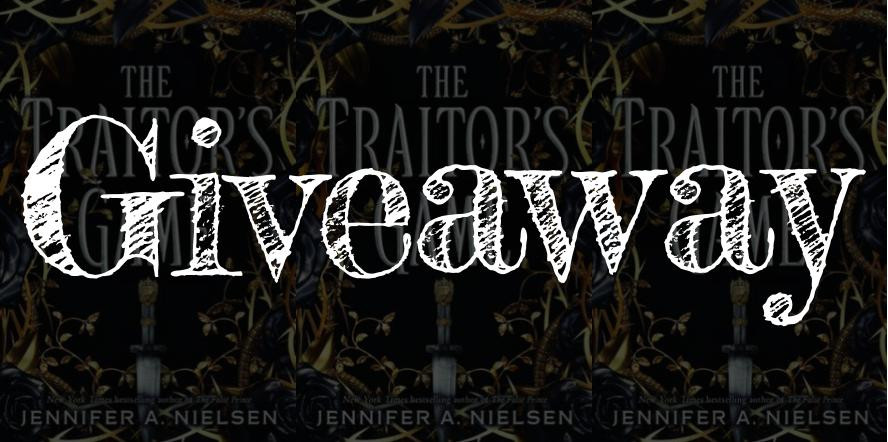 Jennifer Nielsen Giveaway