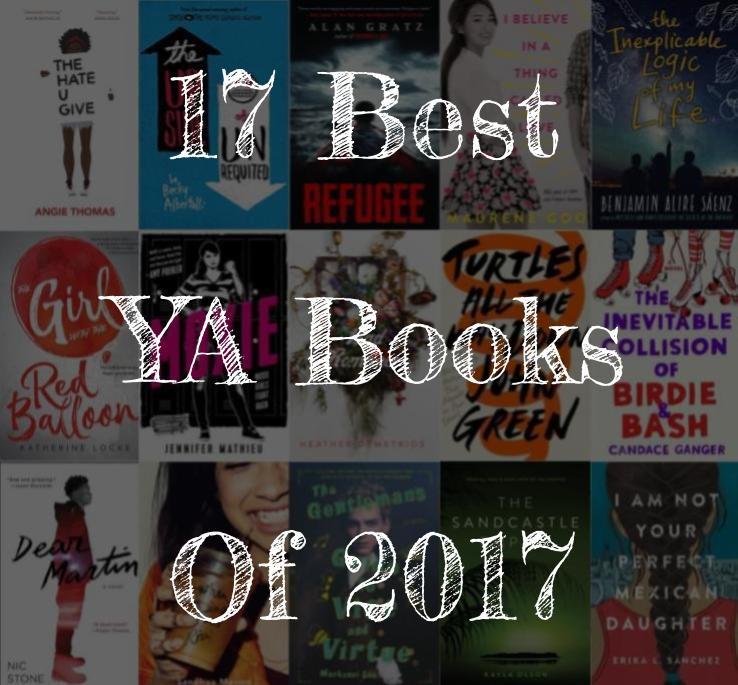 17 Best YA Books Of 2017