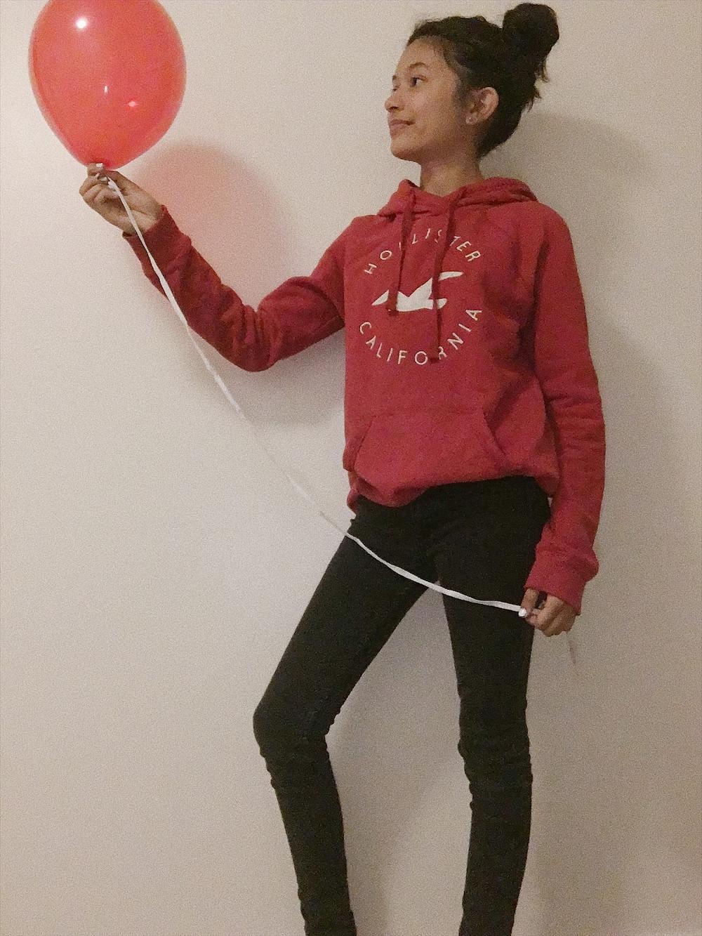 Daniela Red Balloon