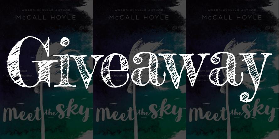Meet The Sky Giveaway