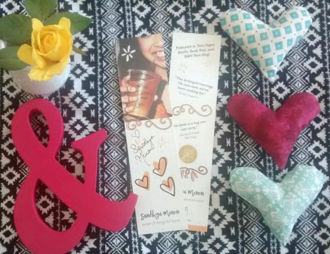 When Dimple Met Rishi Bookmarks